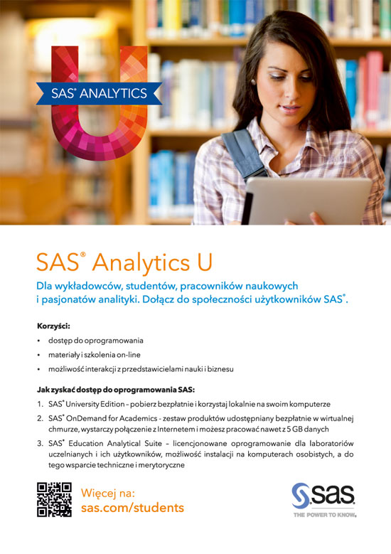 Baner SAS Analytics U